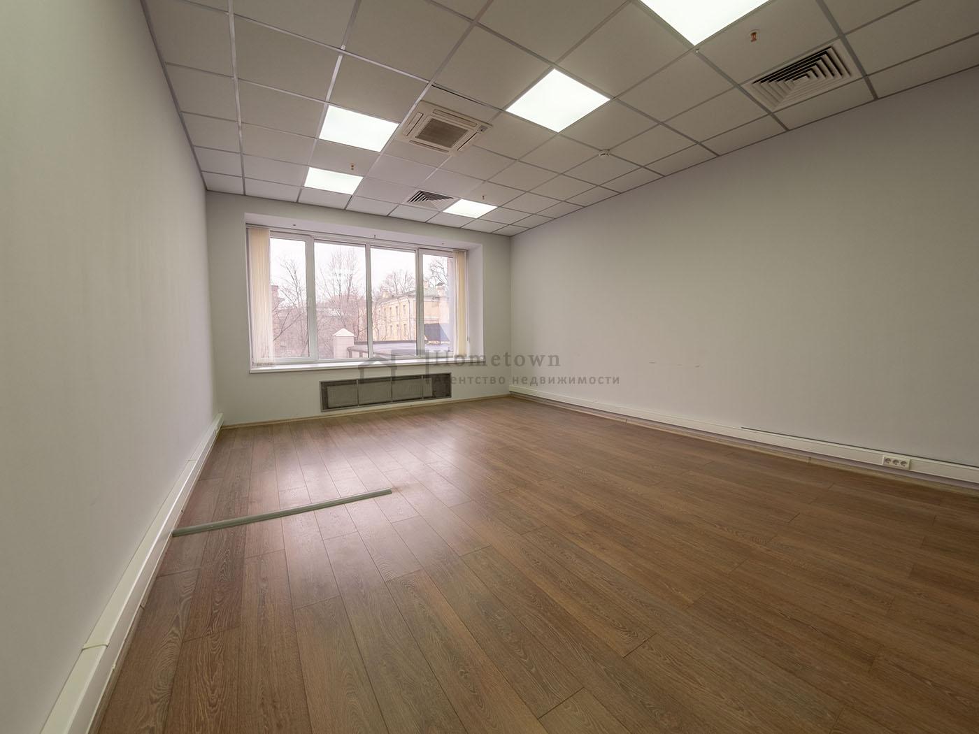 Офис 30м2 на Садовом кольце