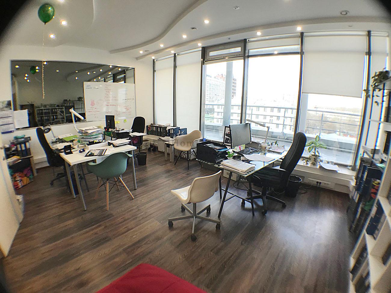 Офисы от 340 до 1080м2 у м. Таганская