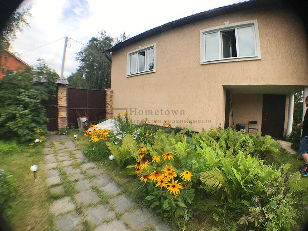 Дом 110 м² на участке 11 сот. в Жуковском