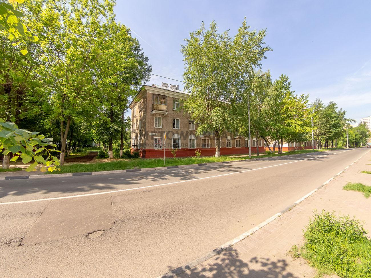 Квартира 49,4 м2 в Балашихе