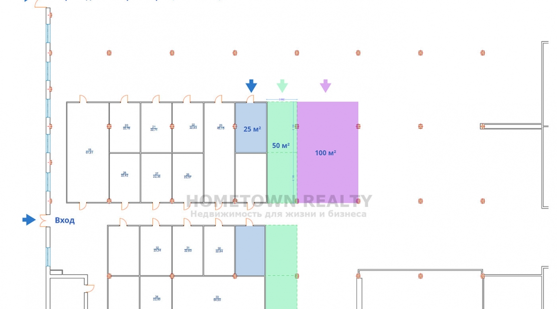 план-2ой-этаж-псн25м